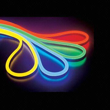 HL NEOLED CRVENA 220V 5.5W/m IP65 Neon LED traka / 081-010-0001
