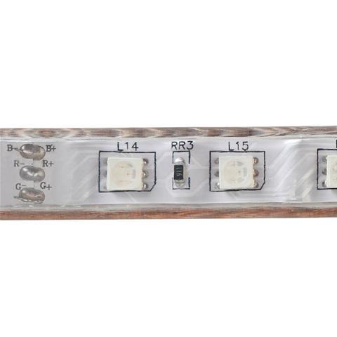 HL VOLGA RGB LED traka 220V 9.5W/m IP65 / 081-004-0002