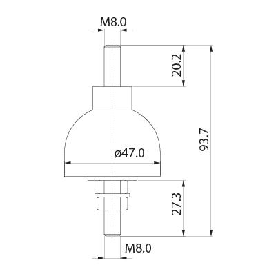 ETI ETITEC AQ 280/15 Odvodnik prenapona tip A