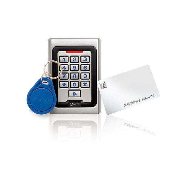 TEH-TEL Šifrator (čitač) K5 tastatura metalna, antivandal