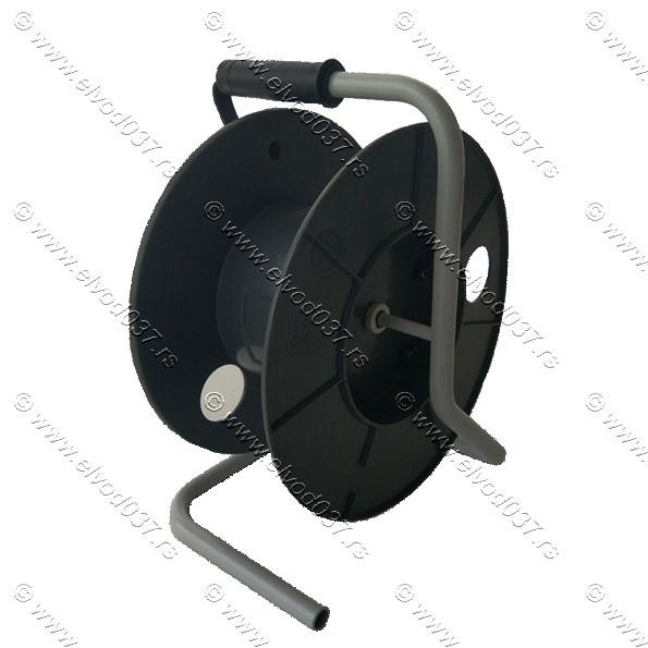 ELID 495.1 Motalica bez kabla PVC sa dve priključnice i prekidačem