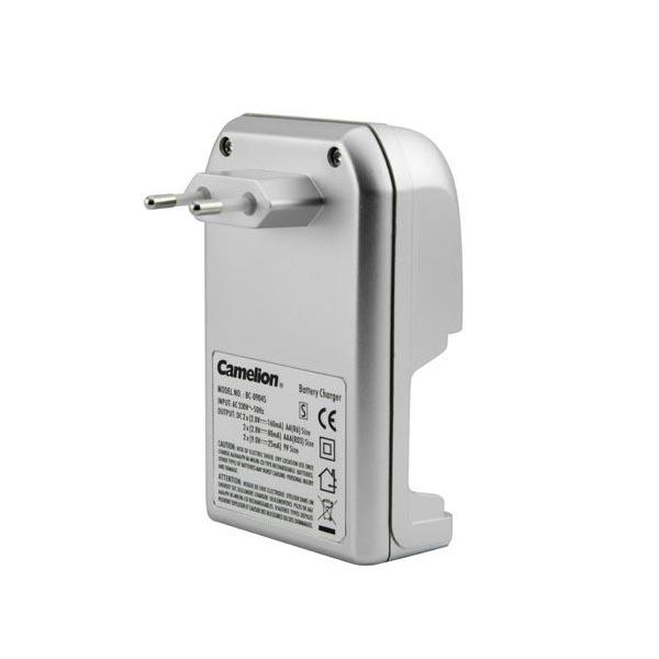 Punjač za baterije 4xAA/AAA ili 2x9V BC-0904S CAMELION