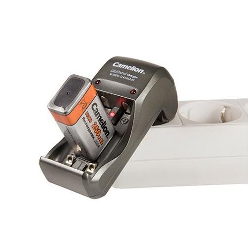 Punjač za baterije 2xAA/AAA ili 1x9V BC-1001A CAMELION