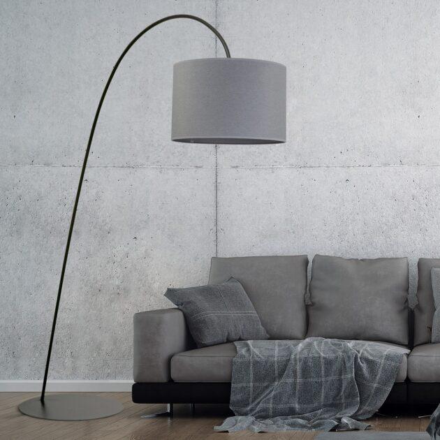 NOWODVORSKI 6818 ALICE GRAY I Podna lampa